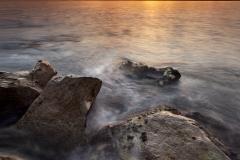 """""""Scogli al tramonto"""""""