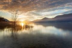 Titolo: Lago dorato - Germignaga (VA)