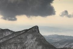 Titolo: Il re della Valganna - Panorama dal Monte Piambello (VA)