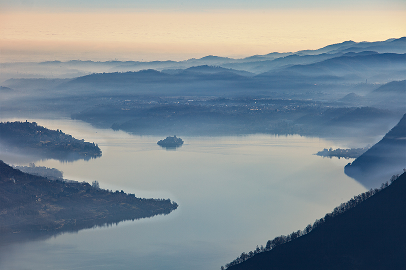 """""""Lago D'Orta"""""""